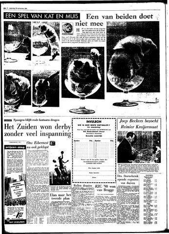 Rotterdamsch Parool / De Schiedammer 1964-11-23