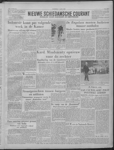 Nieuwe Schiedamsche Courant 1949-07-07