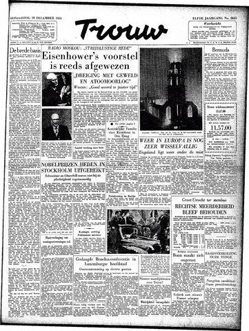 Trouw / De Rotterdammer 1953-12-10