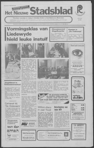 Het Nieuwe Stadsblad 1975-02-21