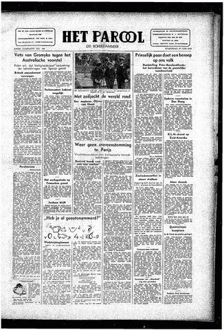 Rotterdamsch Parool / De Schiedammer 1946-06-19