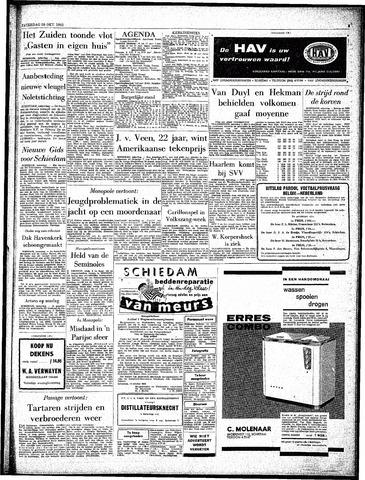 Rotterdamsch Parool / De Schiedammer 1962-10-20