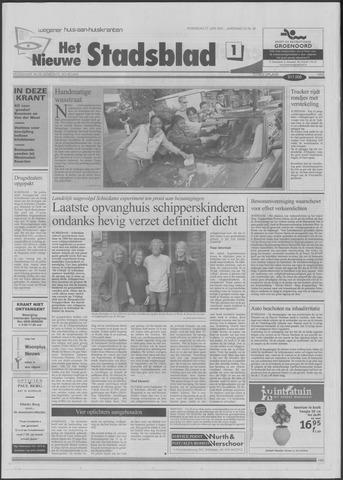 Het Nieuwe Stadsblad 2001-06-27