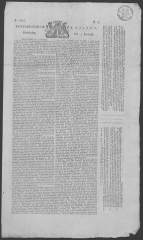 Rotterdamse Courant 1826-01-19