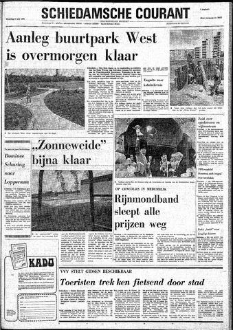 Rotterdamsch Nieuwsblad / Schiedamsche Courant / Rotterdams Dagblad / Waterweg / Algemeen Dagblad 1974-05-27