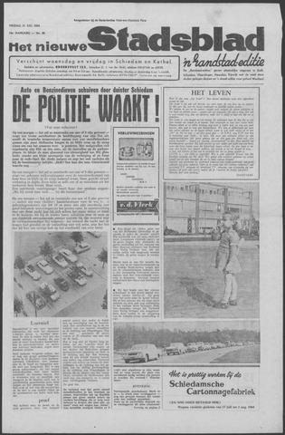Het Nieuwe Stadsblad 1964-07-31
