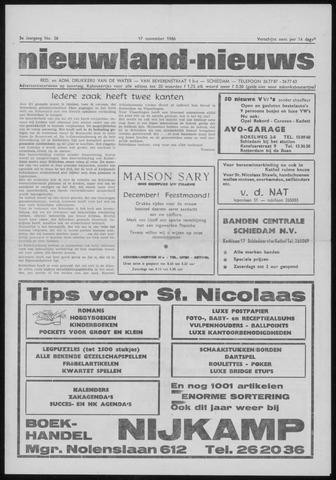 Nieuwland Nieuws 1966-11-17