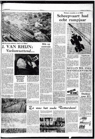 Trouw / De Rotterdammer 1970-10-03