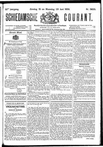 Schiedamsche Courant 1898-06-20