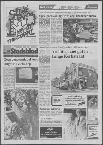 Het Nieuwe Stadsblad 1988-07-27