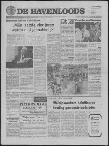 De Havenloods 1974-07-02