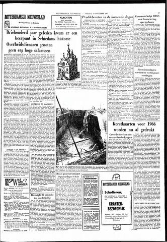 Rotterdamsch Nieuwsblad / Schiedamsche Courant / Rotterdams Dagblad / Waterweg / Algemeen Dagblad 1965-12-24