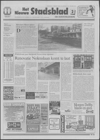 Het Nieuwe Stadsblad 1995-02-02