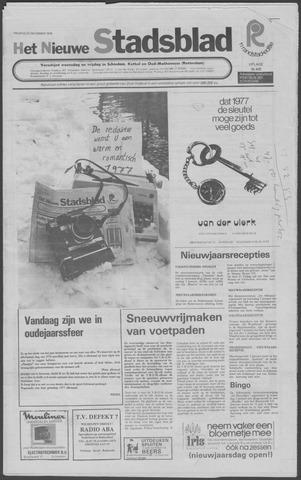 Het Nieuwe Stadsblad 1976-12-31