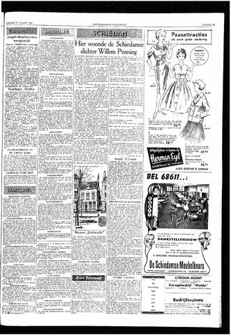 Rotterdamsch Nieuwsblad / Schiedamsche Courant / Rotterdams Dagblad / Waterweg / Algemeen Dagblad 1959-03-20