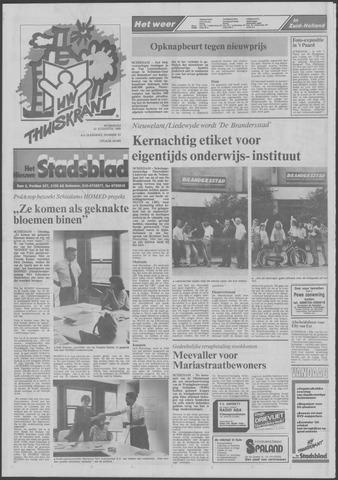 Het Nieuwe Stadsblad 1989-08-23