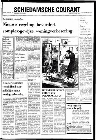 Rotterdamsch Nieuwsblad / Schiedamsche Courant / Rotterdams Dagblad / Waterweg / Algemeen Dagblad 1970-02-19