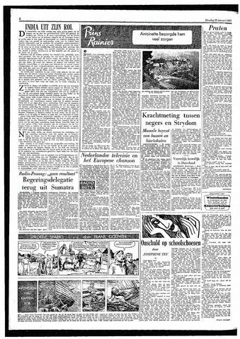 Rotterdamsch Parool / De Schiedammer 1957-01-29