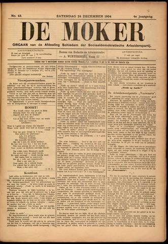 De Moker 1904-12-24
