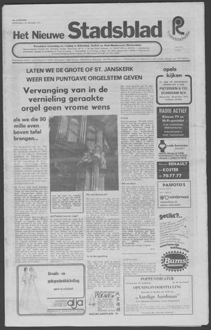 Het Nieuwe Stadsblad 1972-10-18