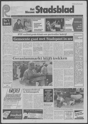 Het Nieuwe Stadsblad 1984-05-16