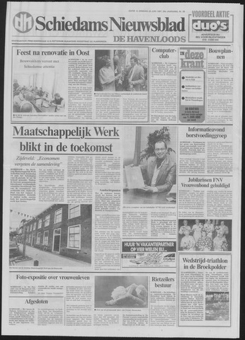 De Havenloods 1987-06-23