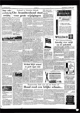 Trouw / De Rotterdammer 1962-04-12