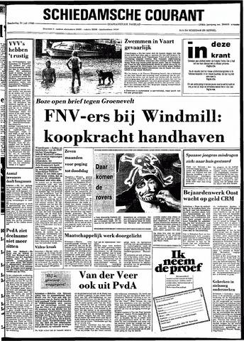 Rotterdamsch Nieuwsblad / Schiedamsche Courant / Rotterdams Dagblad / Waterweg / Algemeen Dagblad 1980-07-31