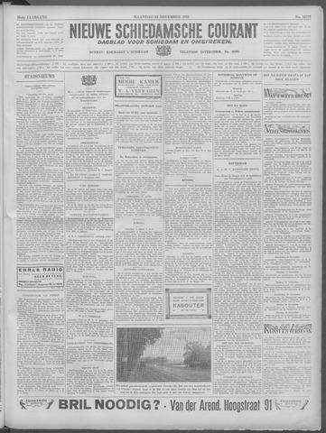 Nieuwe Schiedamsche Courant 1933-11-13