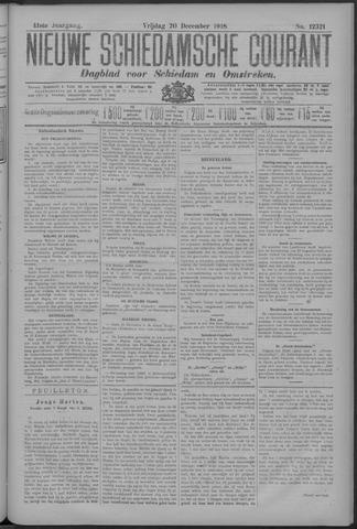 Nieuwe Schiedamsche Courant 1918-12-20