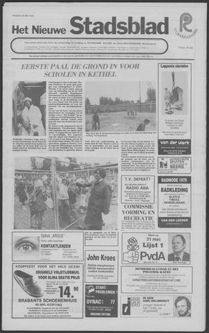 Het Nieuwe Stadsblad 1978-05-26