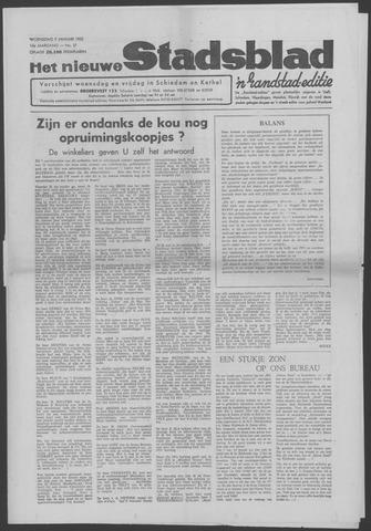 Het Nieuwe Stadsblad 1963-01-09