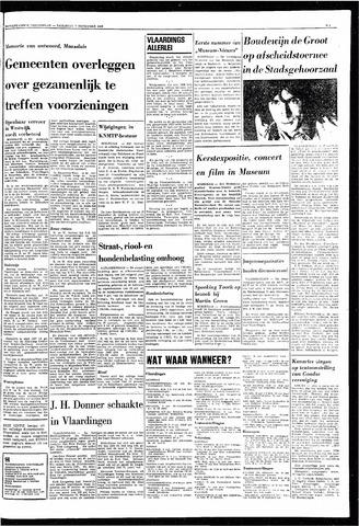 Rotterdamsch Nieuwsblad / Schiedamsche Courant / Rotterdams Dagblad / Waterweg / Algemeen Dagblad 1968-12-07