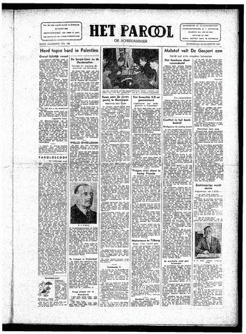 Rotterdamsch Parool / De Schiedammer 1946-08-14