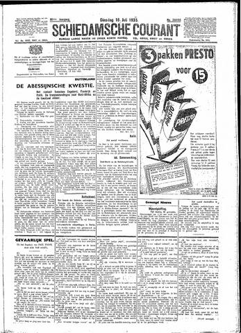 Schiedamsche Courant 1935-07-16