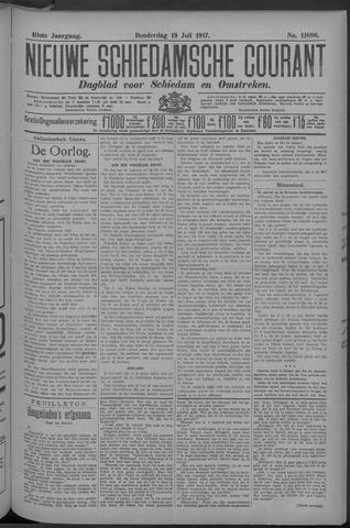Nieuwe Schiedamsche Courant 1917-07-19