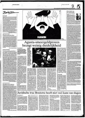 Rotterdamsch Nieuwsblad / Schiedamsche Courant / Rotterdams Dagblad / Waterweg / Algemeen Dagblad 1998-11-17