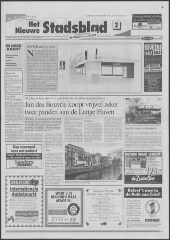 Het Nieuwe Stadsblad 1997-12-18