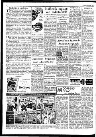 Rotterdamsch Parool / De Schiedammer 1957-12-03