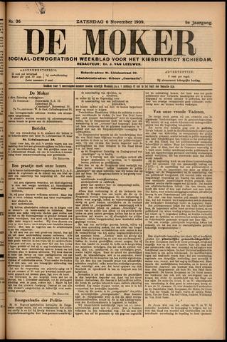 De Moker 1909-11-06