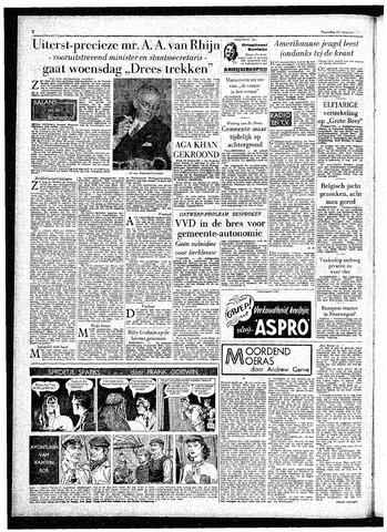 Rotterdamsch Parool / De Schiedammer 1957-10-21