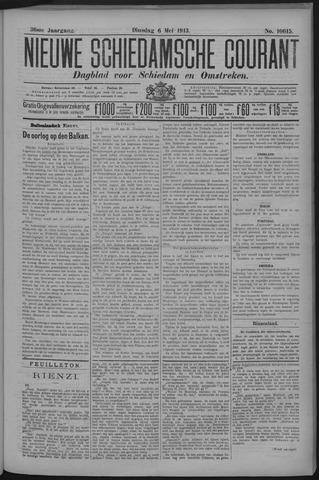 Nieuwe Schiedamsche Courant 1913-05-06