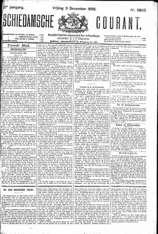 Schiedamsche Courant 1898-12-09