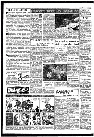 Rotterdamsch Parool / De Schiedammer 1957-11-12