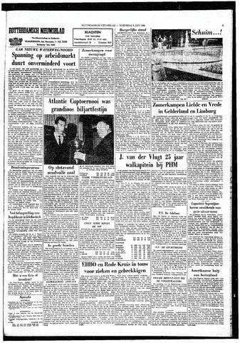 Rotterdamsch Nieuwsblad / Schiedamsche Courant / Rotterdams Dagblad / Waterweg / Algemeen Dagblad 1965-06-09