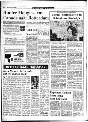 Rotterdamsch Parool / De Schiedammer 1970-09-19