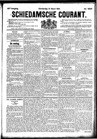 Schiedamsche Courant 1916-03-16