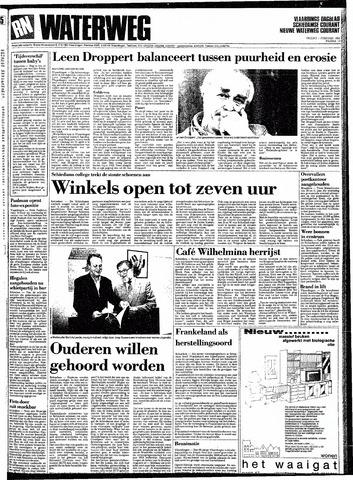 Rotterdamsch Nieuwsblad / Schiedamsche Courant / Rotterdams Dagblad / Waterweg / Algemeen Dagblad 1991-02-01