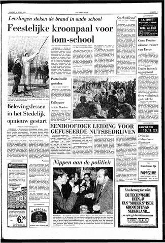 Het Vrije volk 1971-04-16