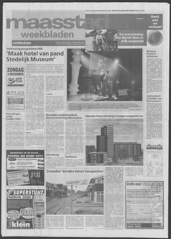 Maaspost / Maasstad / Maasstad Pers 2001-12-05